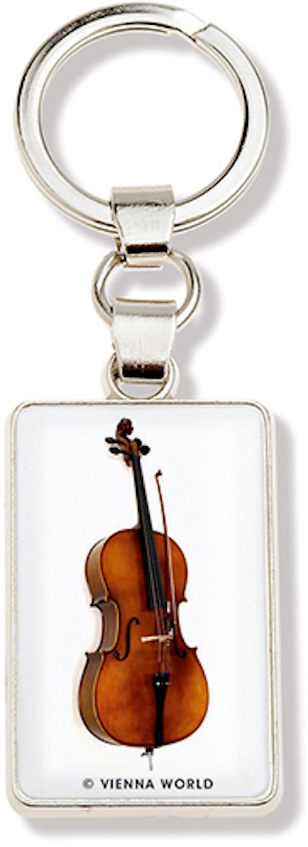 Schlüsselanhänger Cello