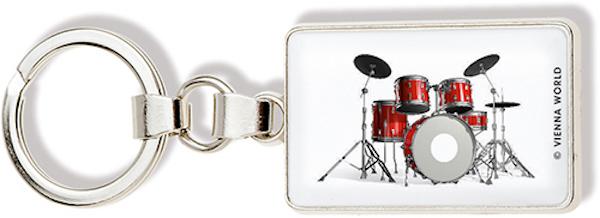 Schlüsselanhänger Schlagzeug