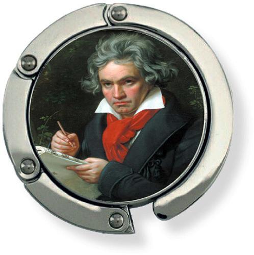 Bag hanger Beethoven Portrait