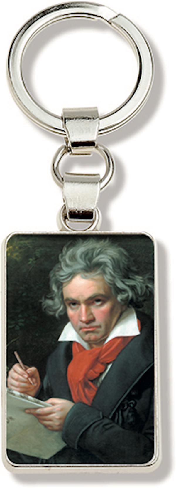 Schlüsselanhänger Beethoven Portrait
