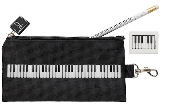 Schüttelpenal Tastatur de luxe