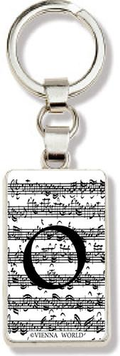 Schlüsselanhänger Buchstabe O