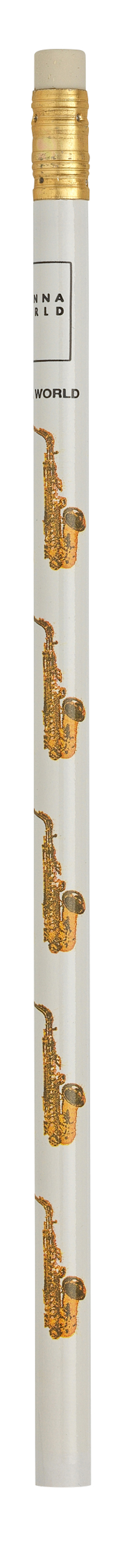 Bleistift Saxophon