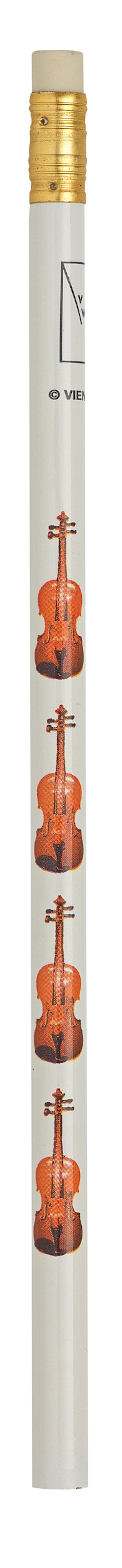 Bleistift Geige